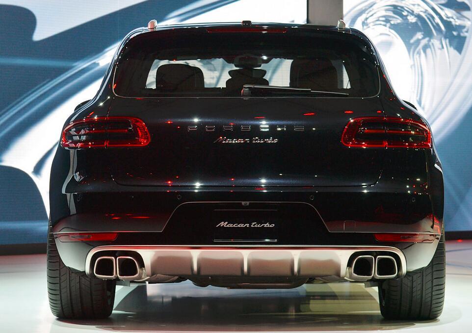 Porsche Macan Front Amp Rear Bumper Skid Plate Passi
