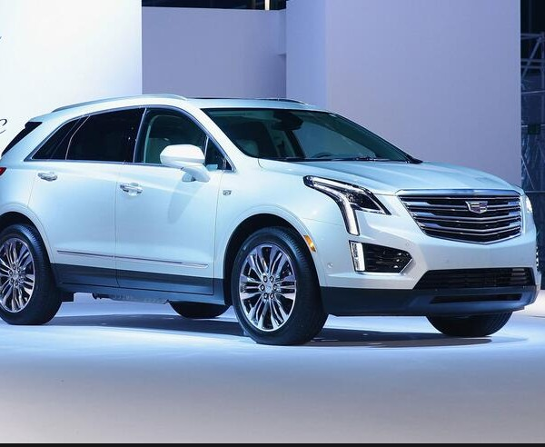 Cadillac Xt5 2016 Running Boards Side Step Nerf Bar Passi