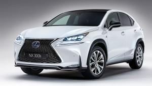 Lexus-NX-front-three-quarter