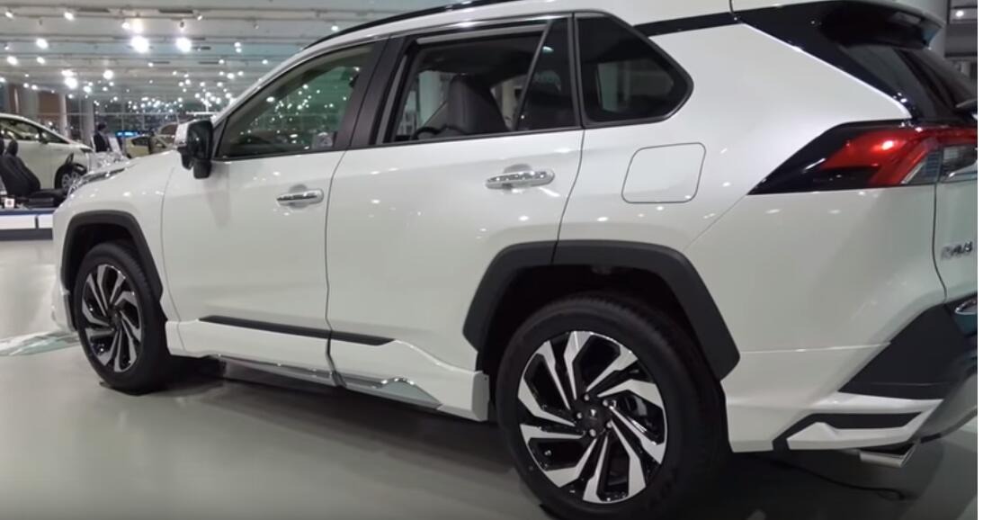 Toyota 2019 2020 RAV4 Body Kits | PASSI